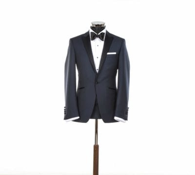 Dinner suit, slim fitting for hire