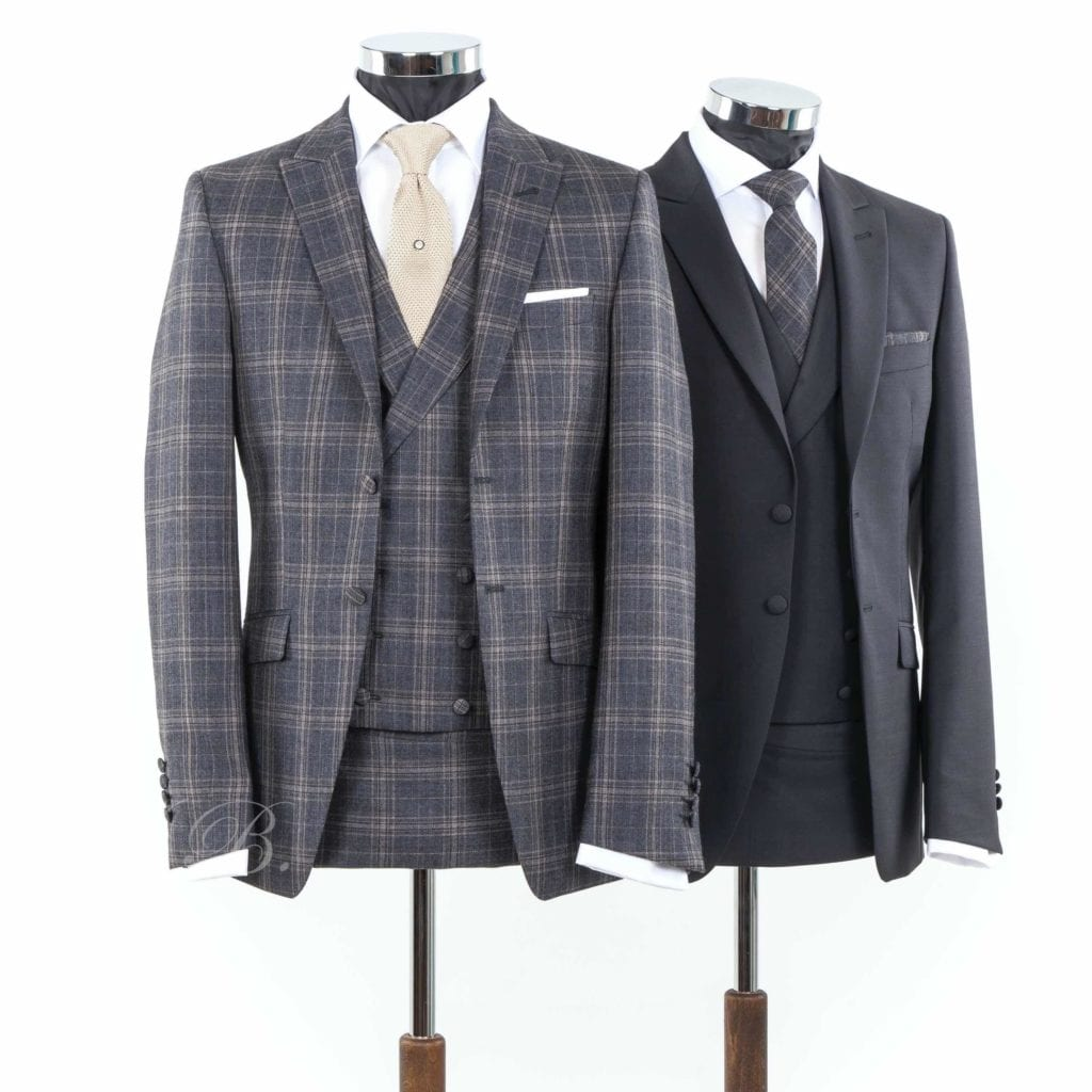 best wedding suit hire in England