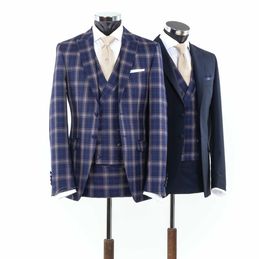 Jack Bunneys new wedding suit hire
